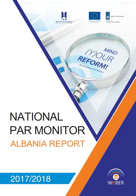 Par monitor albania